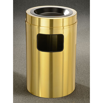 Glaro Atlantis Sand Top Ash and Trash Receptacle - 20 x 31 - 17 Gallon - C2060BE