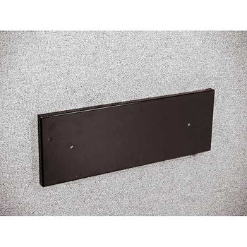Optional Wall Mounting Bracket Finished in Satin Black Only