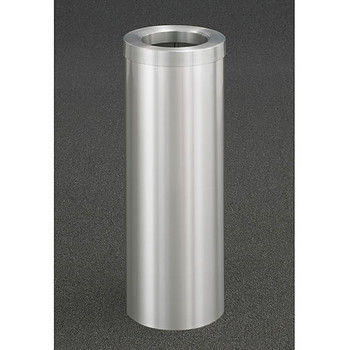 Glaro New Yorker Value WasteMaster Funnel Top Trash Can - 10 x 29 - 8 Gallon - F1024SA