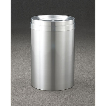 Glaro New Yorker Value WasteMaster Tip Action Top Trash Can - 20 x 31 - 41 Gallon - TA2037SA Please note:  This is not a photo of this unit, it is only a representation of design and color.