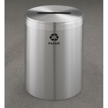 Glaro RecyclePro Value Paper Recycling Bin - 20 x 30 - 41 Gallon - P2042SA