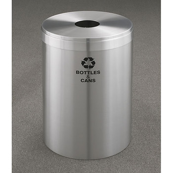 Glaro RecyclePro Value Bottle Recycling Bin - 20 x 30 - 41 Gallon - B2042SA
