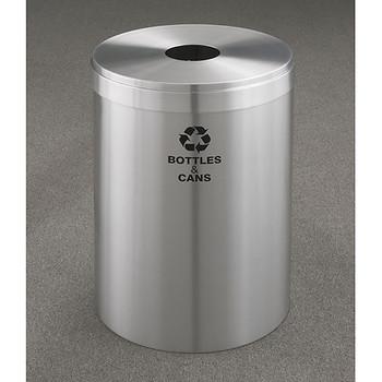Glaro RecyclePro Value Bottle Recycling Bin - 20 x 30 - 41 Gallon - B2042SA