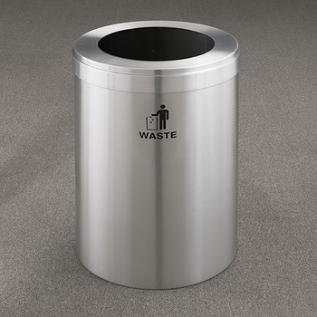 Glaro RecyclePro Value Waste Bin - 20 x 30 - 41 Gallon - W2042SA