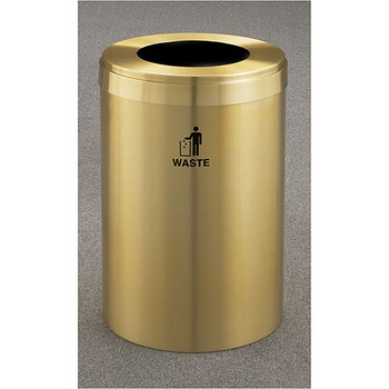 Glaro RecyclePro Value Waste Bin - 20 x 30 - 41 Gallon - W2042BE