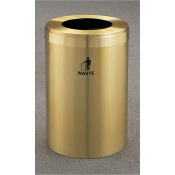 Glaro RecyclePro Value Waste Bin - 20 x 30 - 41 Gallon - W2042BE