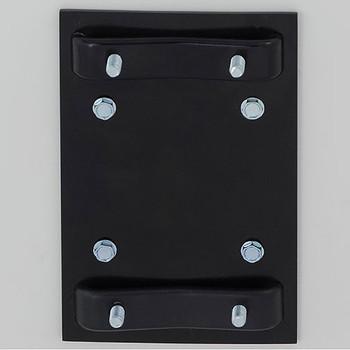 Glaro Antibacterial Wipe Dispenser Wall Mounting Bracket - Included