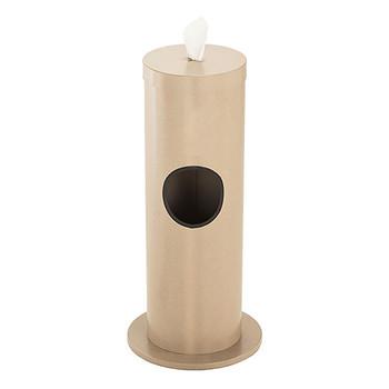 Glaro Antibacterial Wipe Dispenser F1029DS - Desert Stone Finish