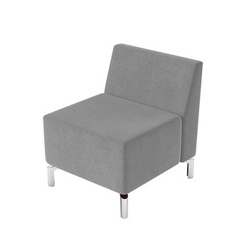 Woodstock Jefferson Straight Chair - Taupe