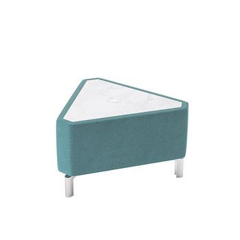 Woodstock Jefferson Triangle Table - Light Blue