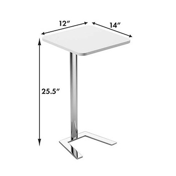 Woodstock Jefferson Free Standing Table - Measurements