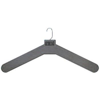 Magnuson Molded Polystyrene Coat Hanger - MG-17PS - Pack of 24