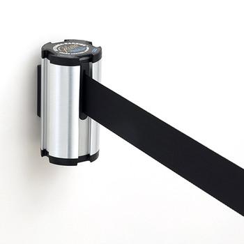Glaro Extenda-Barrier Retractable Strap Barrier with 12' Strap
