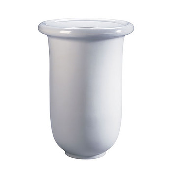 Peter Pepper Liberty 1070 Trash Can - Fiberglass - 30 Gallon