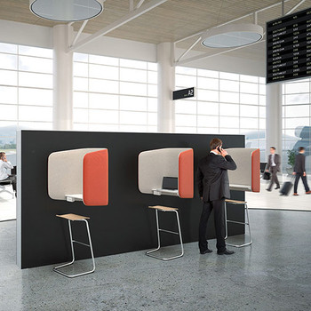 Peter Pepper iBooth - Wall Mounted - Airport