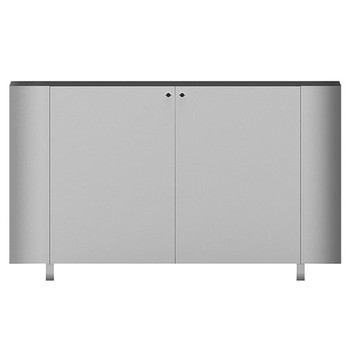 Peter Pepper ReMix Recycling Station - TRIO-S - Finished in Aluminum Metallic
