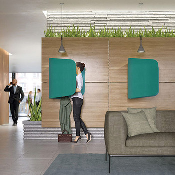 Peter Pepper iBooth - Wall Mounted - Lobby