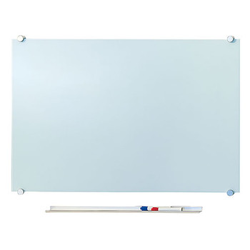 Peter Pepper Glass Writing Surface - Optional Stand-Off Mounting