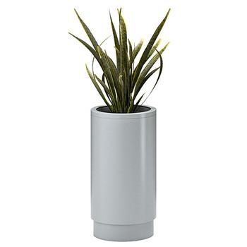 Magnuson Cirkel Planter in Silver