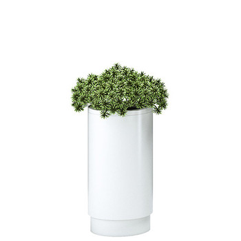 Magnuson Cirkel Planter in White