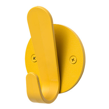 Magnuson Coat Hook KROK-HJH-10 - Yellow