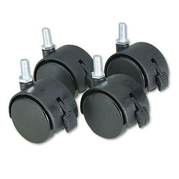 Magnuson CST4 Locking Double-Wheel Casters Set - Optional