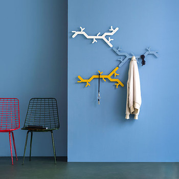 Magnuson TreeHooked Coat Rack Grouping - In Use