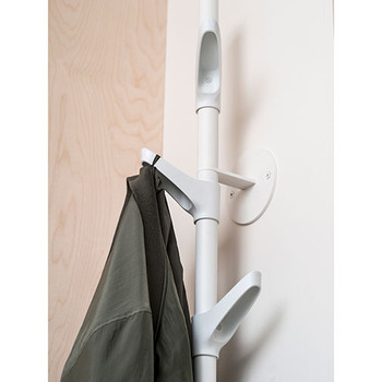 Magnuson Slide Wall Coat Rack - SLIDE W2 - Detail