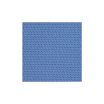 Cramer Fabric Grade 1 - Mayer Cross Check Lapis 1CL