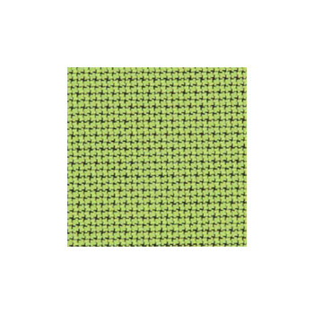 Cramer Fabric Grade 1 - Mayer Cross Check Lime 1CG