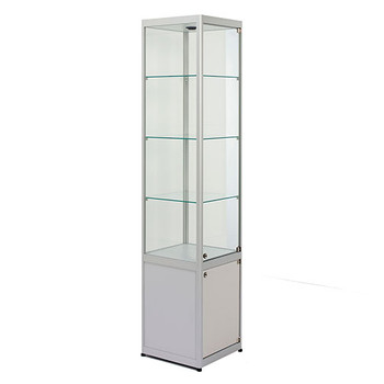 Magnuson VA040K Pictor Display Case with Locking Storage