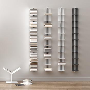 Magnuson Usio-W Vertical Book Shelves (4 Units) in Use