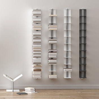 Magnuson Usio-W Vertical Book Shelves (4 Units) in Use