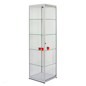 "Magnuson VA050 Pictor Display Case - 72"" H x 20"" Square"