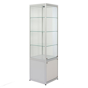 Magnuson VA050K Pictor Display Case with Locking Storage