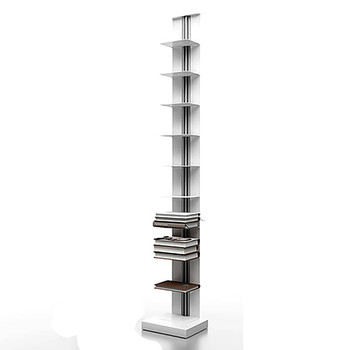 Magnuson Usio-FS Vertical Book Shelves - Standing