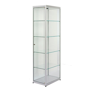 "Magnuson VA060 Pictor Display Case - 72"" H x 24"" W x 16"" D"