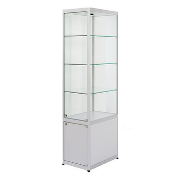 Magnuson VA060K Pictor Display Case with Locking Storage