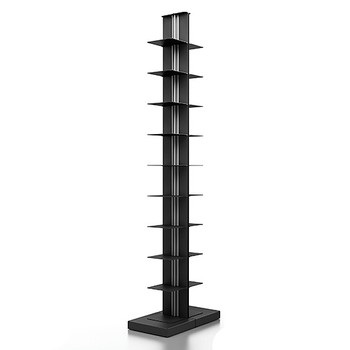 Magnuson Usio-FD Vertical Book Shelves - Standing - Double-Sided