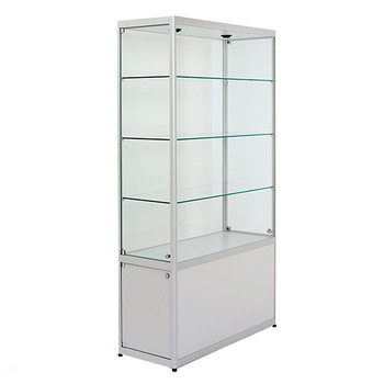 Magnuson VA100K Pictor Display Case with Locking Storage