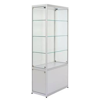 Magnuson VA080K Pictor Display Case with Locking Storage