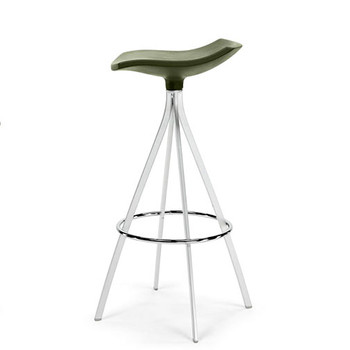 Magnuson Ginlet Bar Stool in Olive Green