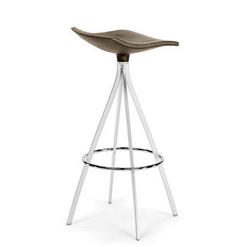 Magnuson Ginlet Bar Stool in Grey