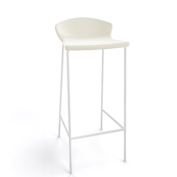 Magnuson Calma SO Beige Stacking Bar Stool