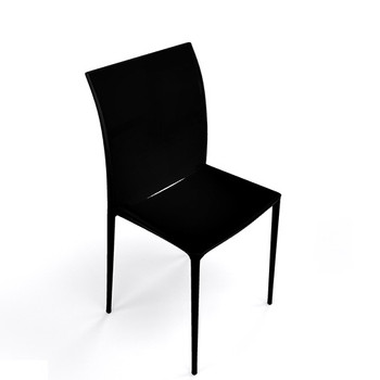 Magnuson Lucido SO Black Stacking Chair