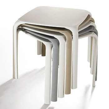 Magnsuon Stilla Square Table Stacked