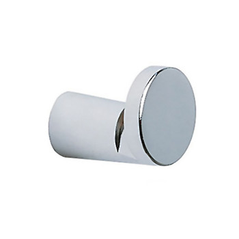 Magnuson K-50C Coat Knob in C Polished Chrome - Back Mount Only