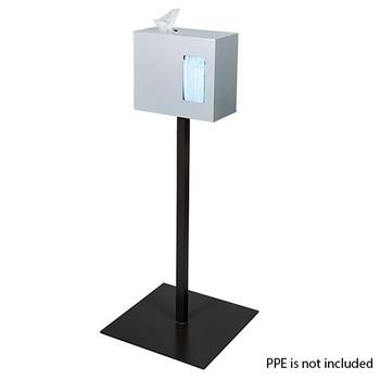 Peter Pepper ICF-3-QS Sanitation Station - Quick Ship - Freestanding