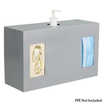 Peter Pepper ICF-4C Sanitation Station - Countertop