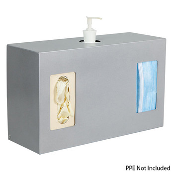 Peter Pepper HealthFIRST Infection Control - Hygiene Station ICF-4C - Countertop
